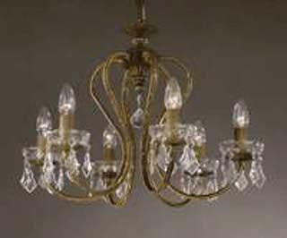 La lampada L 1400/6.40 Paderno luce