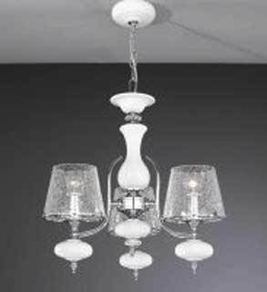La lampada L 20211/3.02 cracce glass Paderno luce