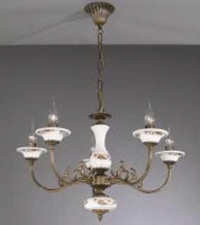 La lampada L 2310/5.40 Paderno luce