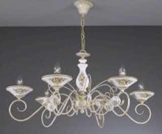 La lampada L 2335/6.17 Paderno luce