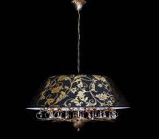 La lampada L 3030/8.66 (темный) Paderno luce