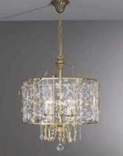 La lampada L 3041/5.67 Paderno luce