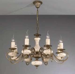 La lampada L 30812/8.40 Paderno luce
