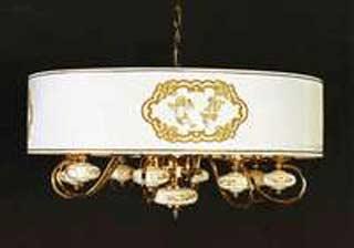 La lampada L 3082/8.26 ANGEL Paderno luce