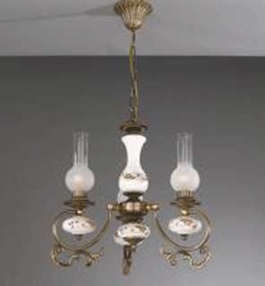 La lampada L 3123/3.40 Paderno luce
