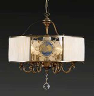 La lampada L 3761/6.40 Paderno luce