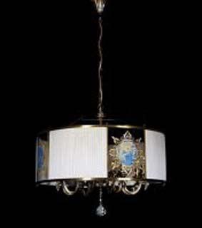 La lampada L 3761/8.40 Paderno luce