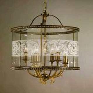 La lampada L.3865/6.66 Paderno luce