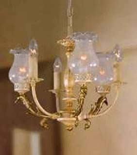 La lampada L.3866/6.17 Paderno luce