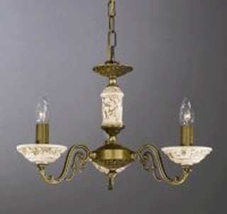 La lampada L 404/3.40 CERAMICA Paderno luce