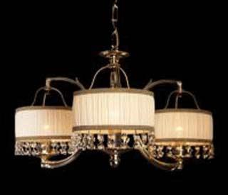 La lampada L 418/3.26 (белый абаж.) Paderno luce