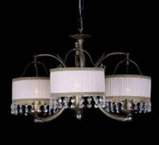 La lampada L 418/3.40 (белый абаж.) Paderno luce