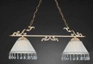 La lampada L.664/2.17 BILIARDO Paderno luce