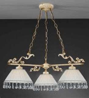 La lampada L.664/3.17 BILIARDO Paderno luce