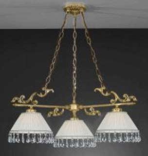La lampada L.664/3.26 BILIARDO Paderno luce