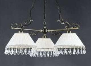 La lampada L.664/3.40 BILIARDO Paderno luce