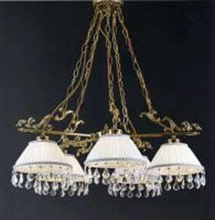 La lampada L.664/5.26 BILIARDO Paderno luce