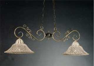 La lampada L.668/2.40 Paderno luce