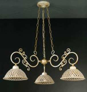 La lampada L.668/3.17 Paderno luce