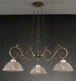 La lampada L.668/3.40 Paderno luce