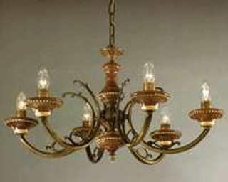La lampada L 825/6.40 Paderno luce