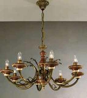 La lampada L 825/8.40 Paderno luce
