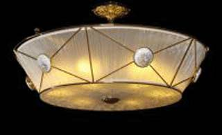 La lampada PL 1171/6.26 Paderno luce