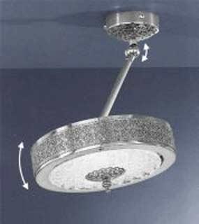 La lampada PL.154/2.02 CHICA Paderno luce