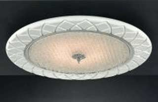 La lampada PL.165/6.02 BIANCO+CROMO Paderno luce