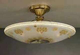 La lampada PL 416/6.26 MADONNA Paderno luce