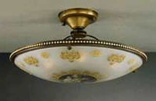 La lampada PL 416/6.40 MADONNA Paderno luce