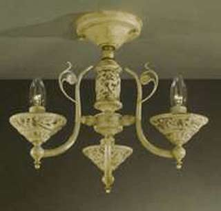 La lampada PL 826/3.17 Paderno luce