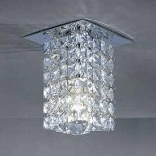 La lampada SPOT 0031/12.02 WHITE Paderno luce