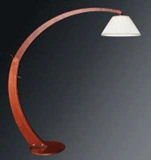 La lampada S 3039/1.02 NOCE Paderno luce