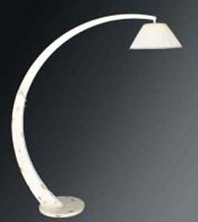 La lampada S 3039/1.17 AVORIO Paderno luce