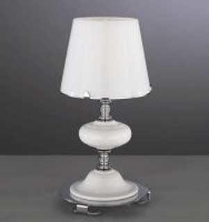 La lampada T 20211/1.02 white glass Paderno luce