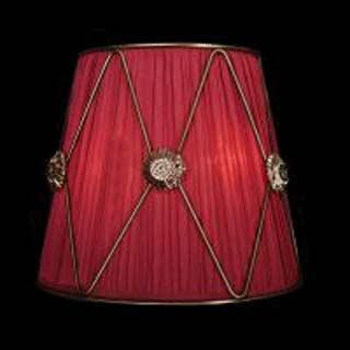 La lampada WB 1171/2.40 (бордовый) Paderno luce
