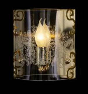 La lampada WB 1302/1.26 Paderno luce