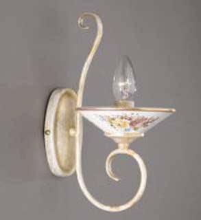 La lampada WB 2335/1.17 Paderno luce