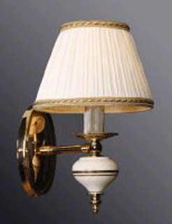 La lampada WB 3038/1.26 (белый) Paderno luce
