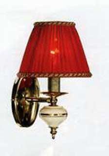 La lampada WB 3038/1.26 (красный) Paderno luce