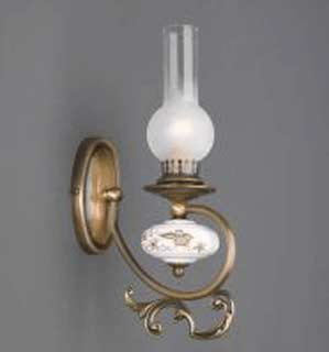 La lampada WB 3123/1.40 Paderno luce
