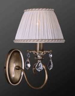 La lampada WB 3331/1.66 Paderno luce