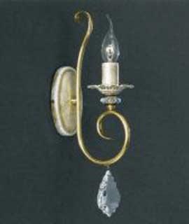 La lampada WB.3332/1.27+17 Paderno luce