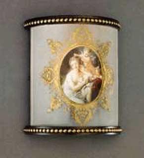 La lampada WB 416/1.40 MADONNA Paderno luce