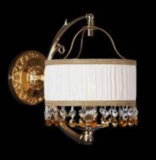 La lampada WB 418/1.26 (белый абаж.) Paderno luce