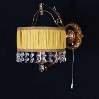La lampada WB 418/1.26 (желтый абаж.) Paderno luce