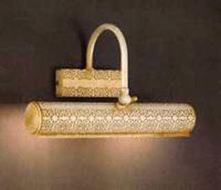 La lampada WB 450/2.17 Paderno luce