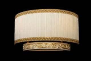 La lampada WB 518/2.26 AVORIO Paderno luce