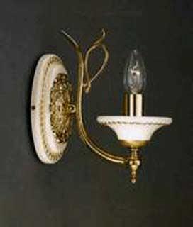 La lampada WB 825/1.26 Paderno luce